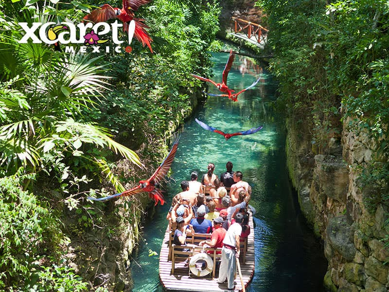 Xcaret, el Mejor Parque Mundial 2018