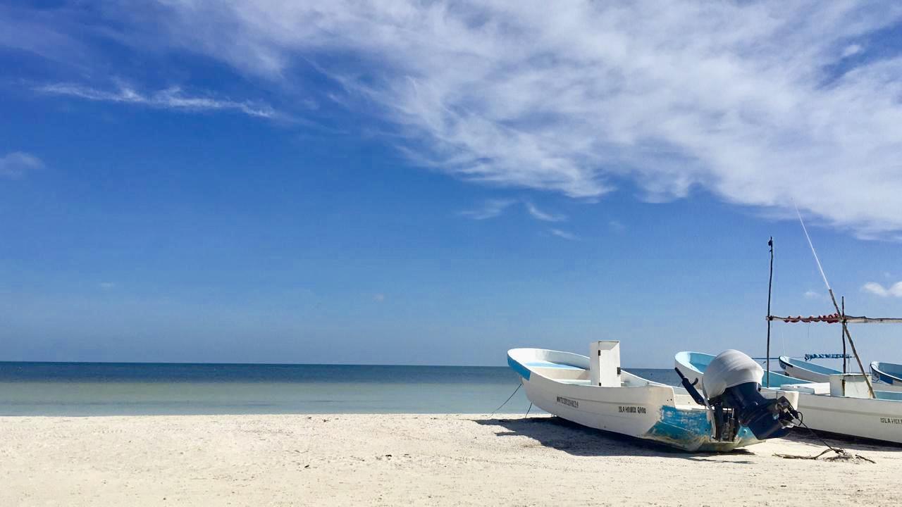 Holbox, una isla caribeña ...