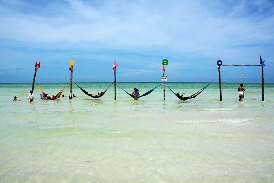Visita la paradisiaca isla de HOLBOX