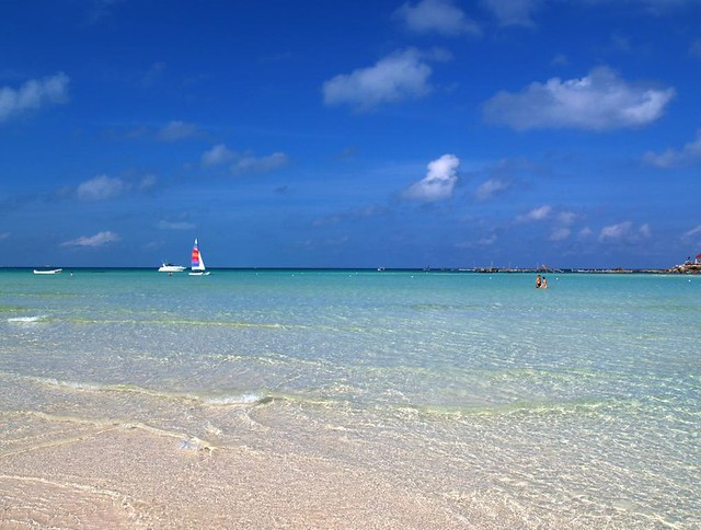 Two islands, one Paradise!! Isla Contoy - Isla Mujeres Foto 1