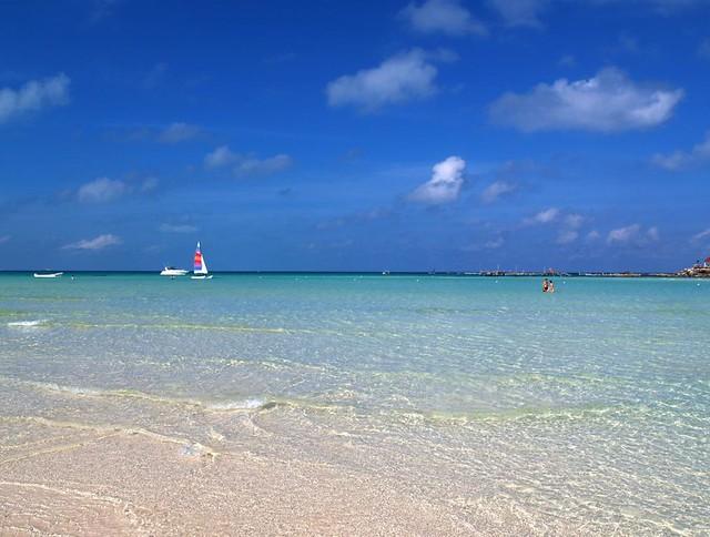 Dos islas, un paraíso!! Isla Contoy  - Isla Mujeres Foto 1