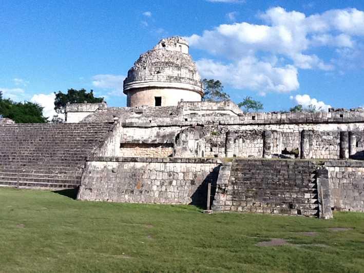 Chichen Itzá – MINIVAN (Fra,Ale,Ita,Ing,Esp) Foto 0