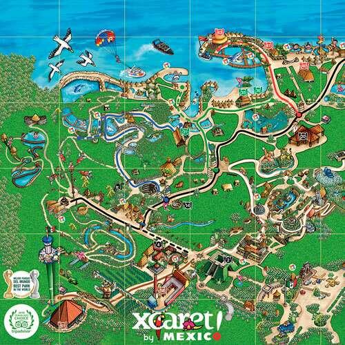 Xcaret Plus Foto 2