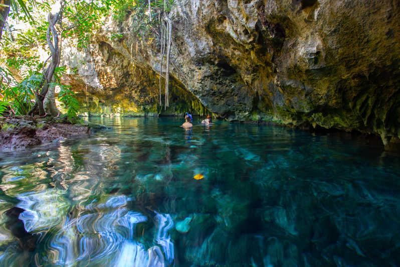 Coba-Cenote-Aldea maya