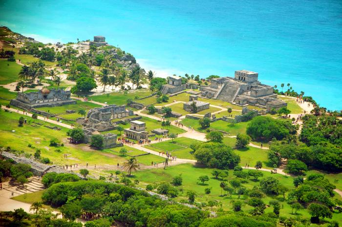 Tulum-Coba-Playa-Aldea Maya Foto 1